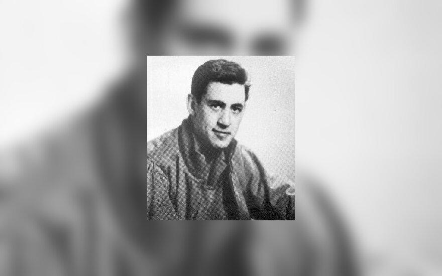 Mirė rašytojas J.D.Salingeris