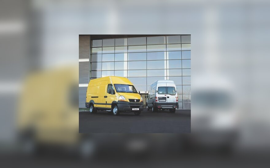 Renault Master 2004m.