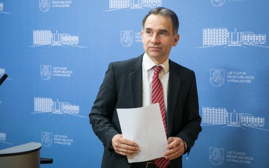Masiulis neigia slaptą susitarimą su Navicku: mokytojams pinigai niekada nebuvo prioritetas