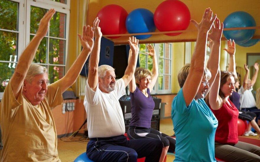 Kaip susigrąžinti norą gyventi senatvėje?