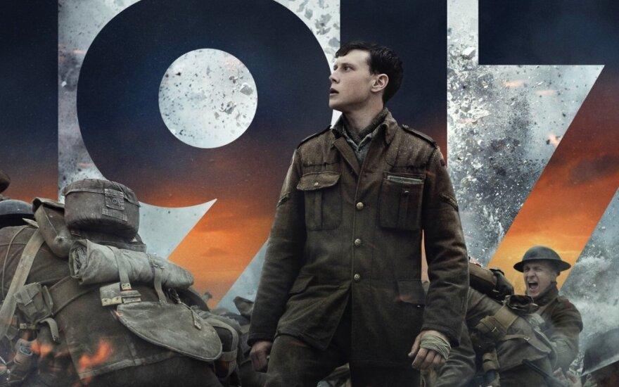 """Filmo """"1917"""" kadras"""