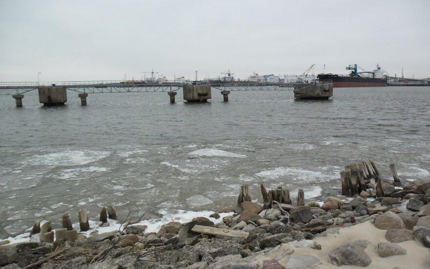Ventspils port