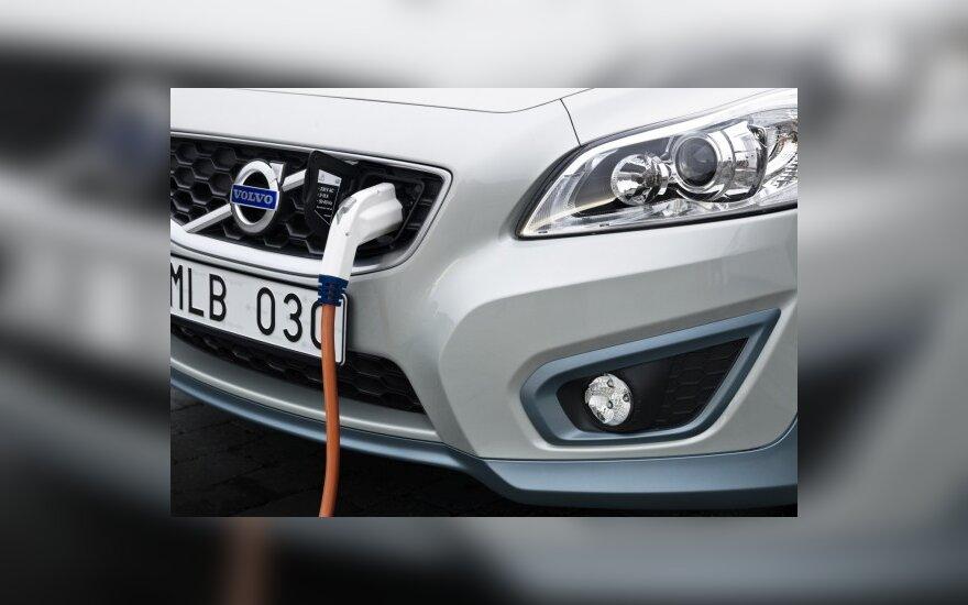 Volvo C30 elektromobilis