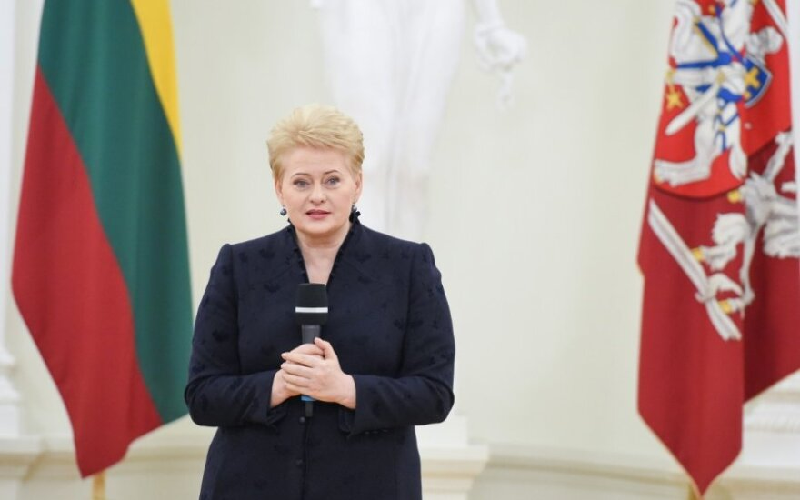 Lithuanian president: Dialogue with Moscow is possible only after Ukraine's territorial integrity is restored