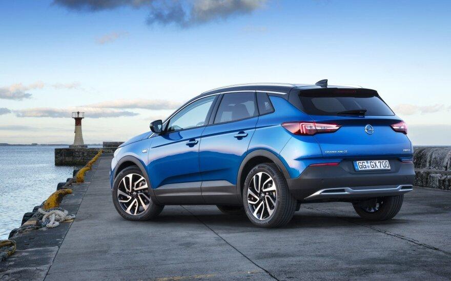 """Opel Grandland X"""