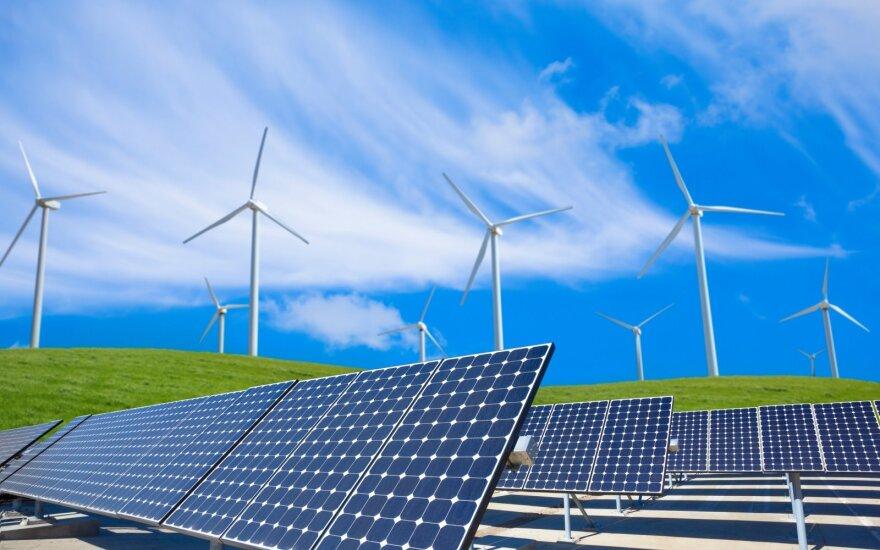 Žalia, žalia, kur dairais: kaip atsinaujinanti energija kuria tvarų rytojų?