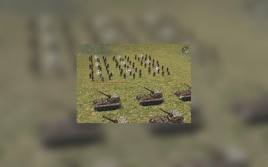 """World War II: Panzer Claws"""
