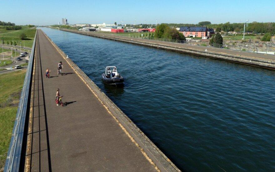 Kanalas Belgijoje