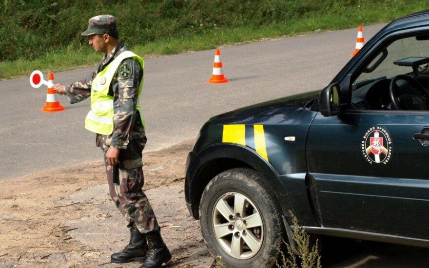 Vyriausybė apsispręs dėl VRM tarnautojo Liubajevo skyrimo pasieniečių vadu