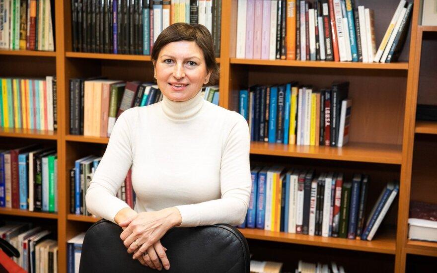 Elena Leontjeva: valstybė žmogų šiandien nukreipia į išlaikytinio poziciją