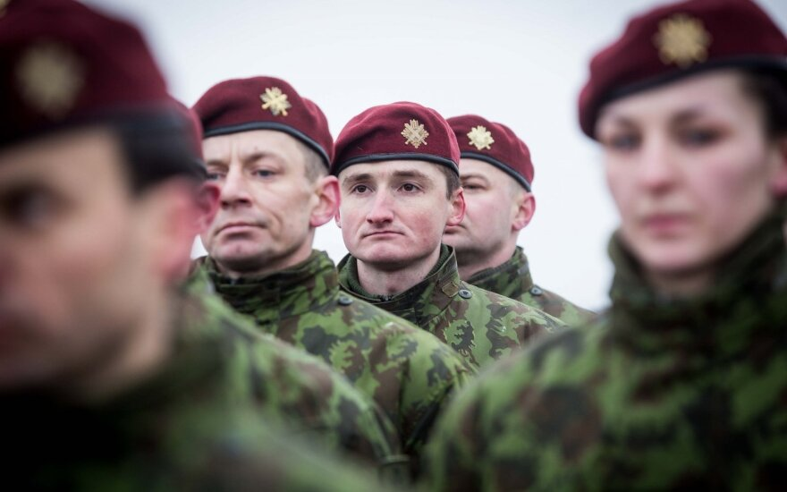 Second motorised infantry brigade to boost Lithuanian Land Forces