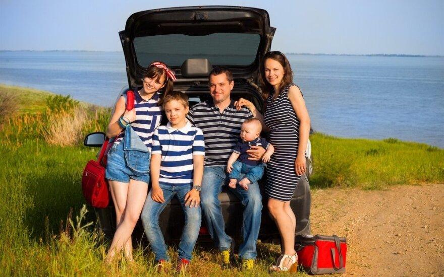 Kaip sėkmingai pasiruošti vasarai su vaikais
