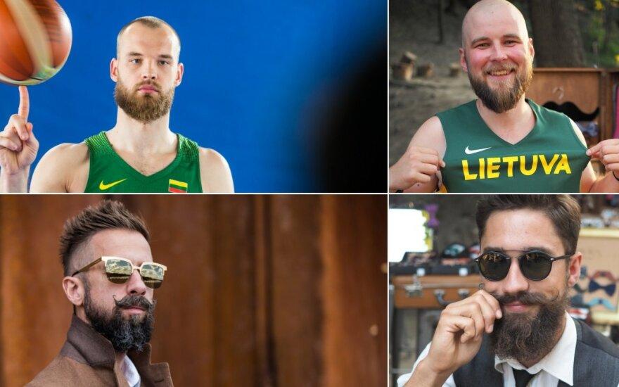 Lietuvos barzdočių antrininkai