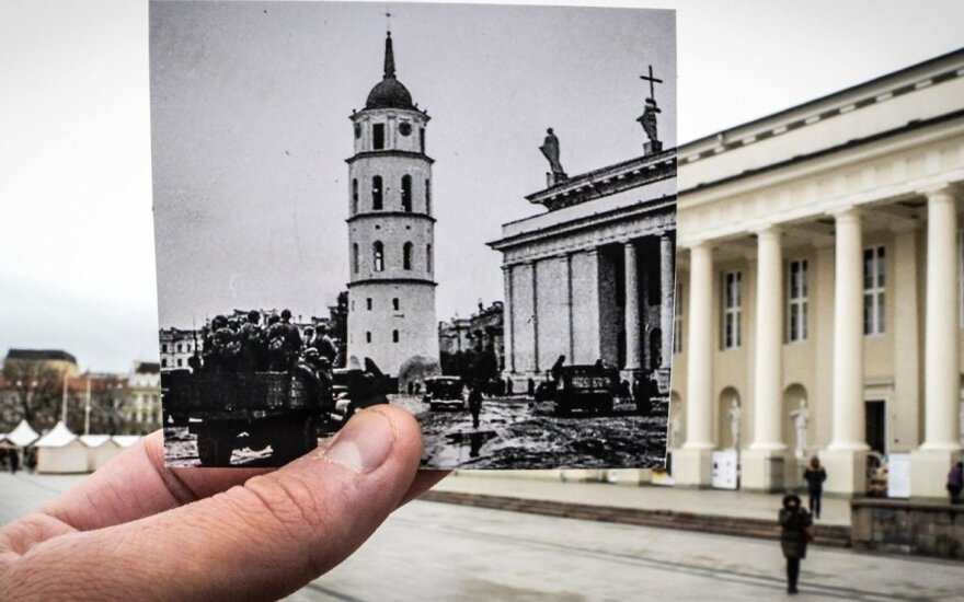 Įspūdingos Vilniaus nuotraukos: kaip sostinė keitėsi per 80-imt metų?