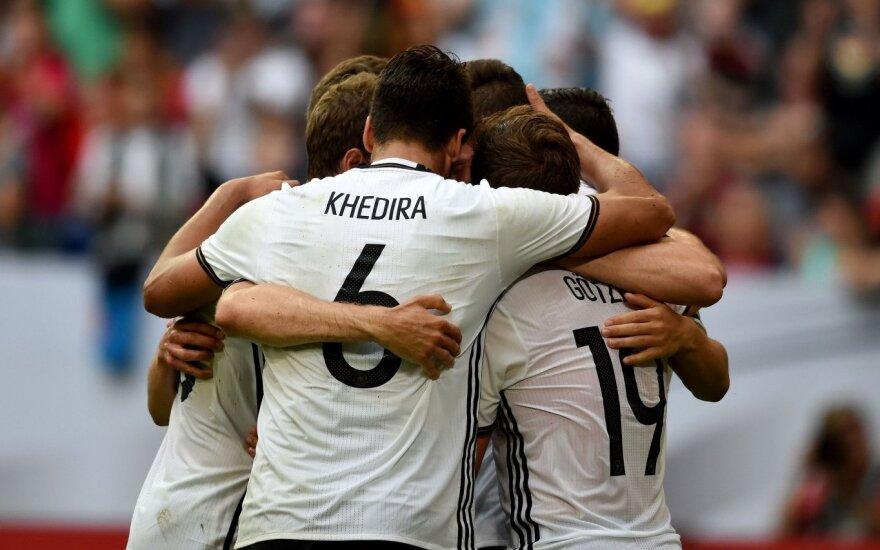 Kas iš favoritų geriausiai pasiruošė Europos futbolo čempionatui?