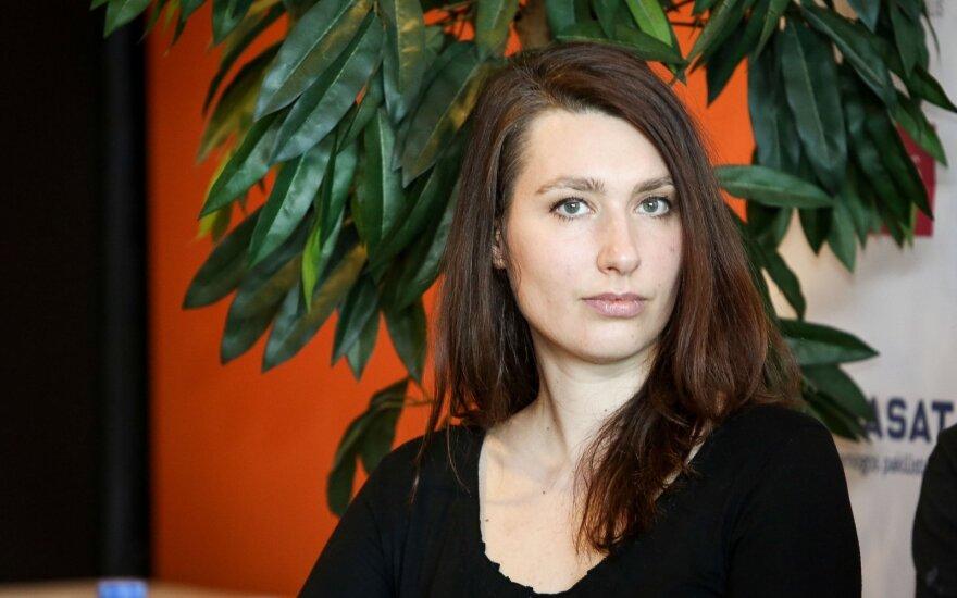 Angelų takais vedanti režisierė Kristina Buožytė kviečia į susitikimą su Čiurlioniu virtualioje realybėje