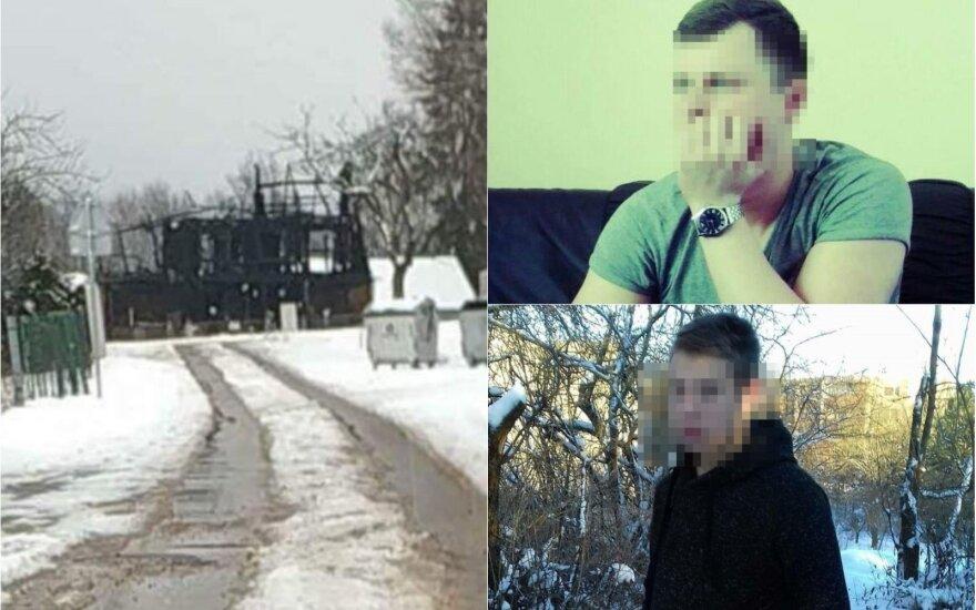 Tragedija Vilniuje