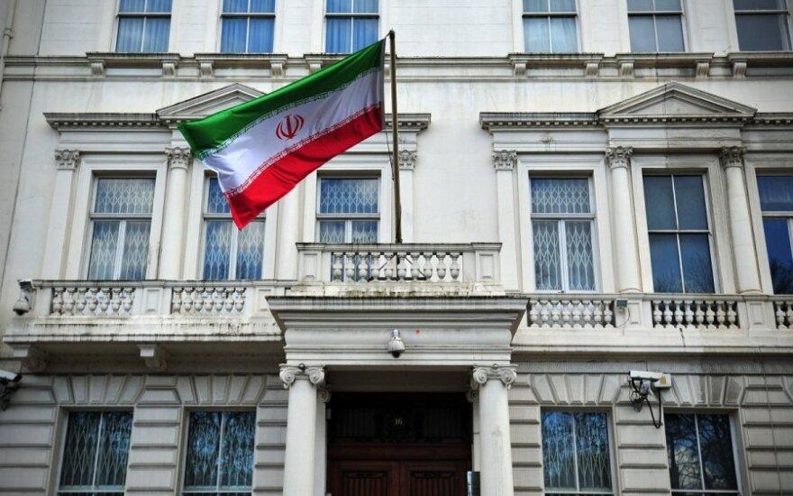 Irano ambasada Didžiojoje Britanijoje