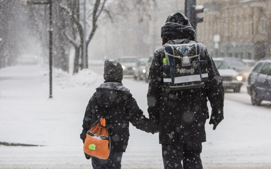 Jautrus vaikino laiškas augantiems be tėčio: nebijokite pripažinti, kad jo trūksta
