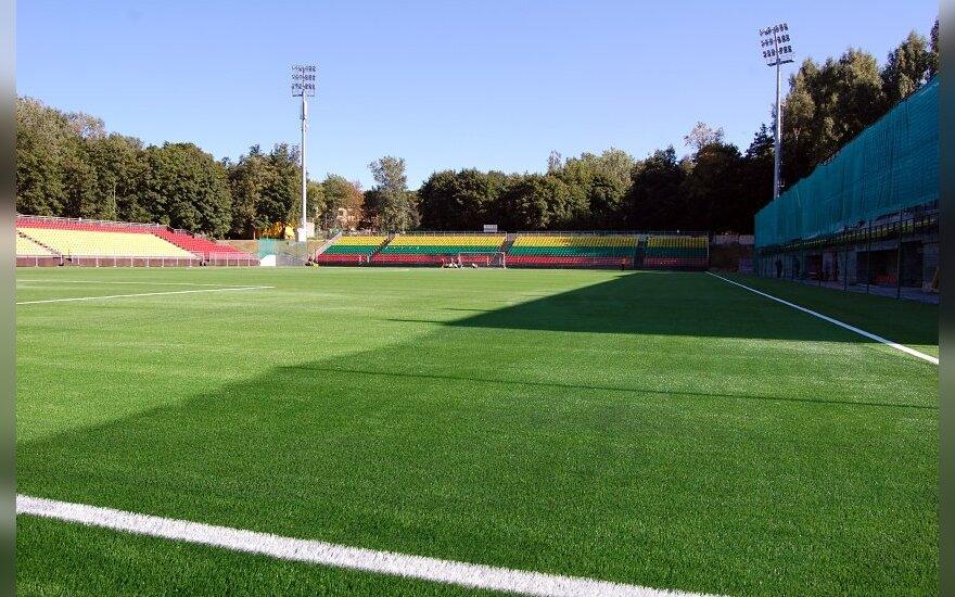 LFF futbolo stadionas Vilniuje