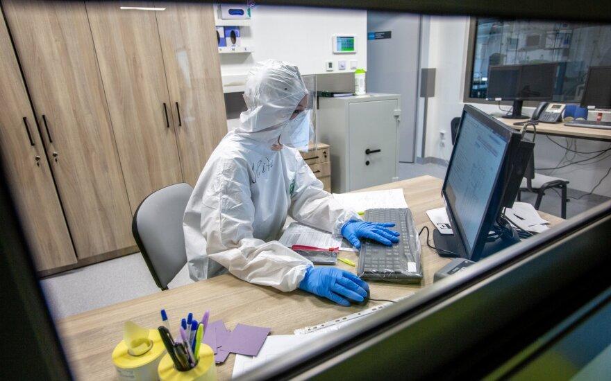 Naujausia koronaviruso statistika: viename policijos komisariate – net 27 atvejai
