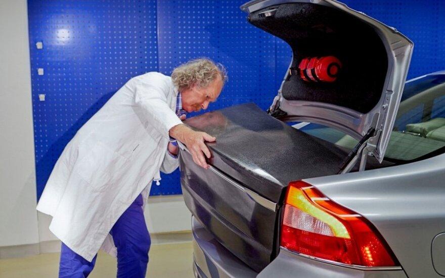 Revoliucinis Volvo elektromobilių projektas