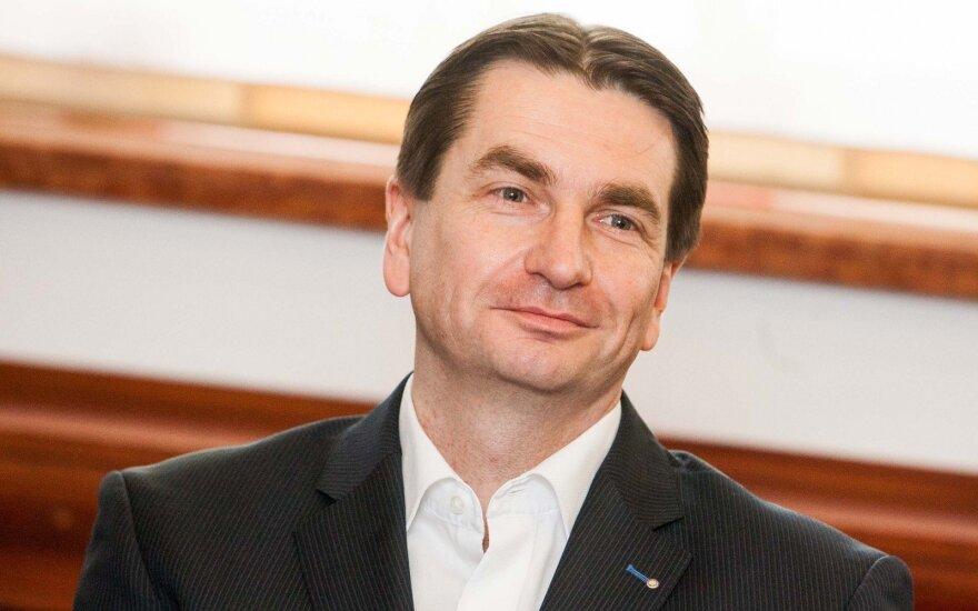 """Šaltiniai: """"Lietuvos energijai"""" turėtų vadovauti Darius Maikštėnas"""