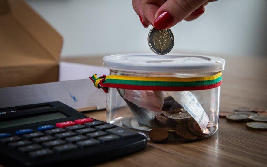 Lietuvos banko patarimai, kaip neprarasti pinigų