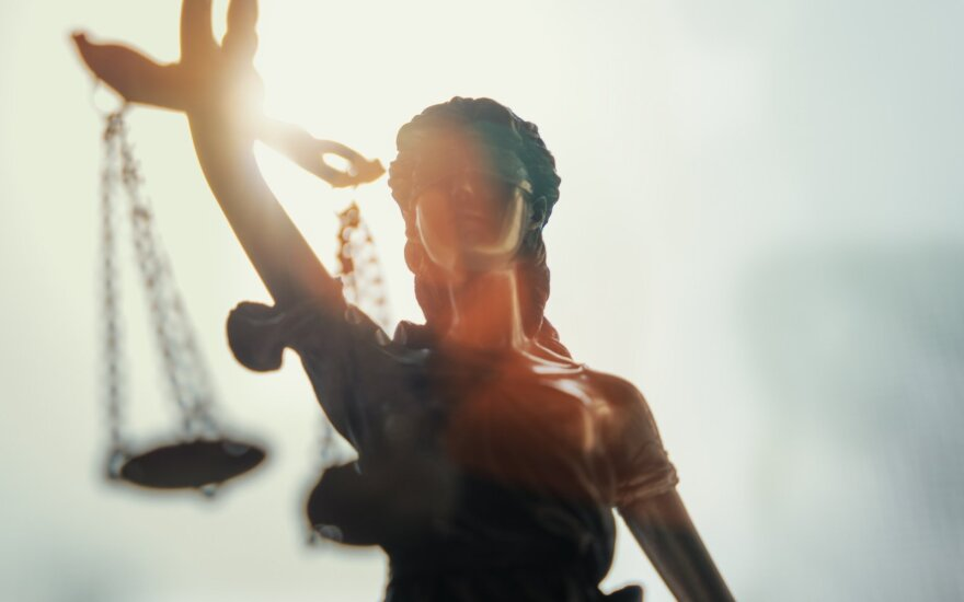 Klaipėdos apylinkės teismo teisėjai iškelta drausmės byla
