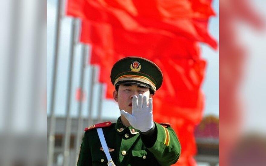 Kinijoje cenzūruota B.Obamos inauguracijos kalba