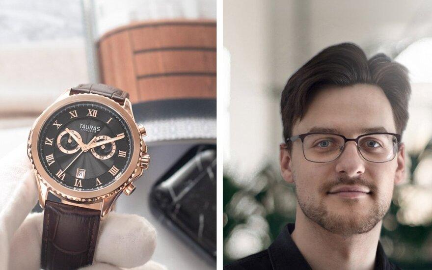 Neįtikėtinos sėkmės susilaukę lietuviai, pristato savo naujausią laikrodžių kolekciją
