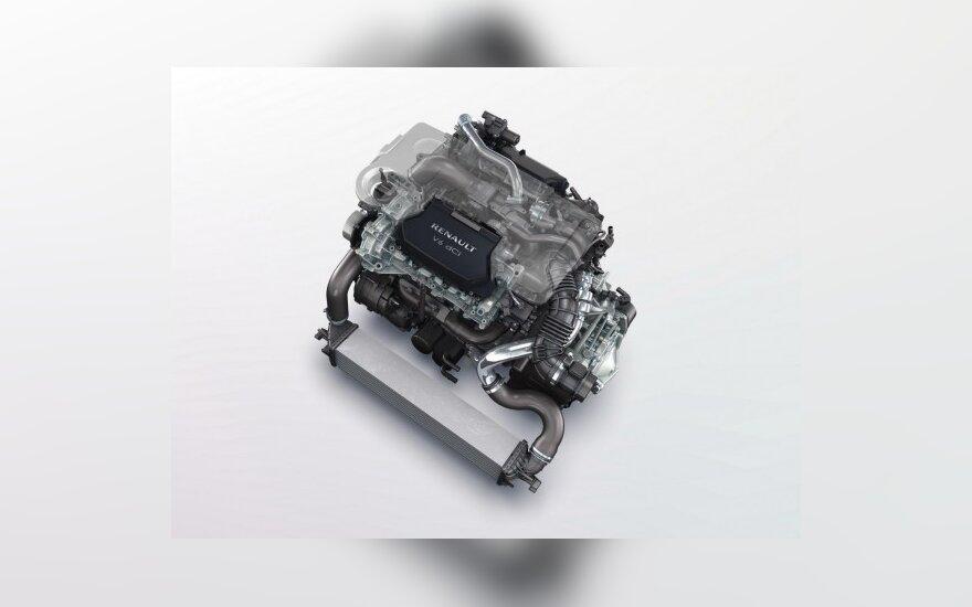 Renault dyzelinis V6 dCi variklis