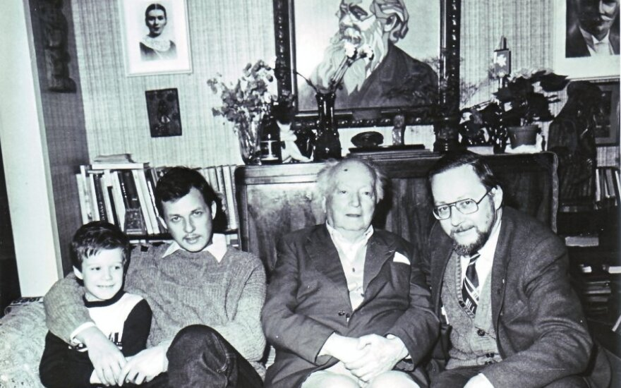 Vytauto Landsbergio archyvo nuotraukos