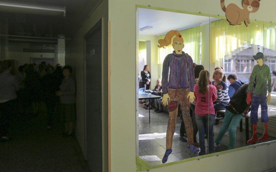Vaikų dienos centras Naujininkuose