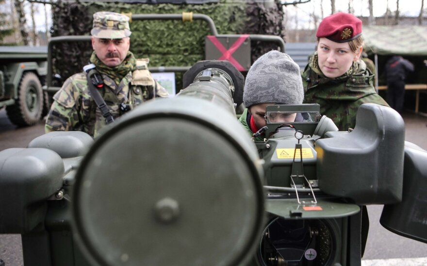 Defence ministers of Belgium and Luxembourg to observe exercise in Lithuania