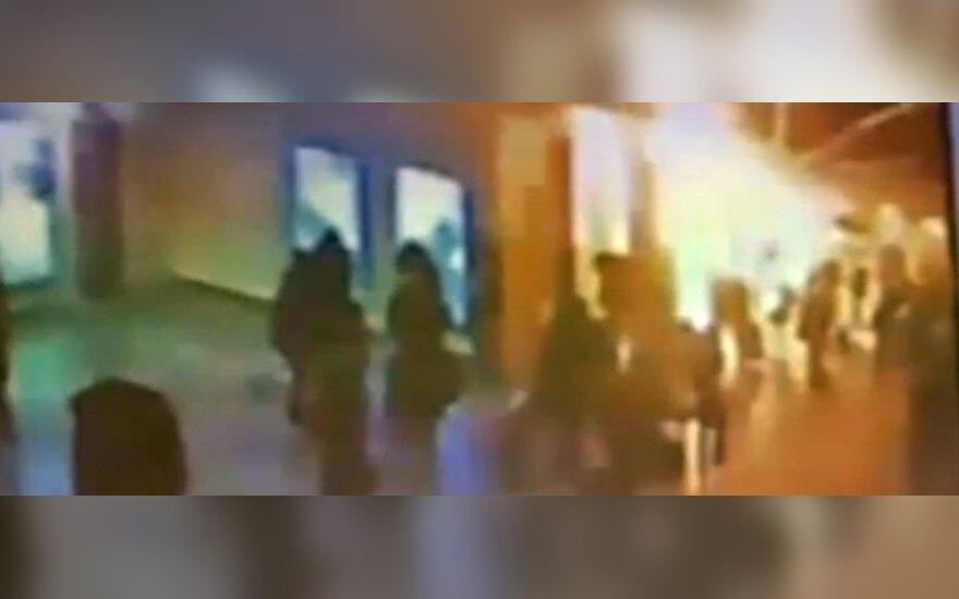 Domodedovo teroro aktas: teisėsaugą supainiojo savižudis vyras
