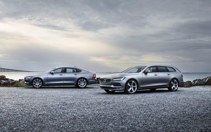 """Volvo S90 ir V90"", 1 vieta"