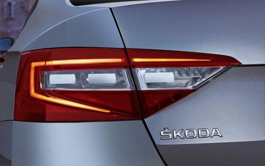 """""""Škoda"""" planuoja gaminti net 4 SUV modelius"""