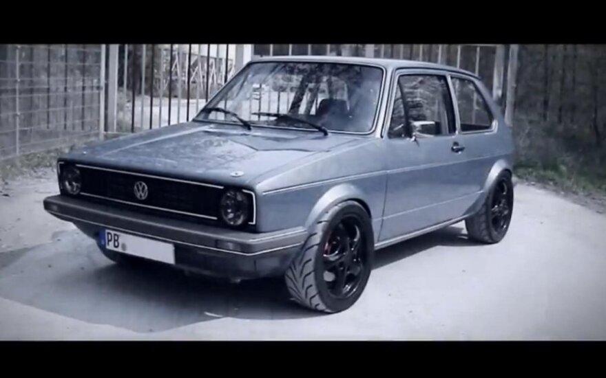 Galingas Volkswagen Golf