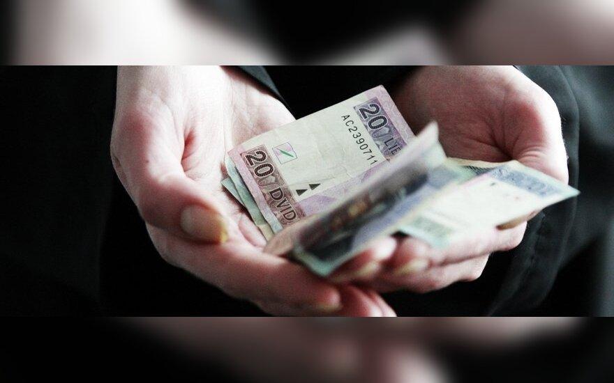 Valstybę išlaiko vargšai