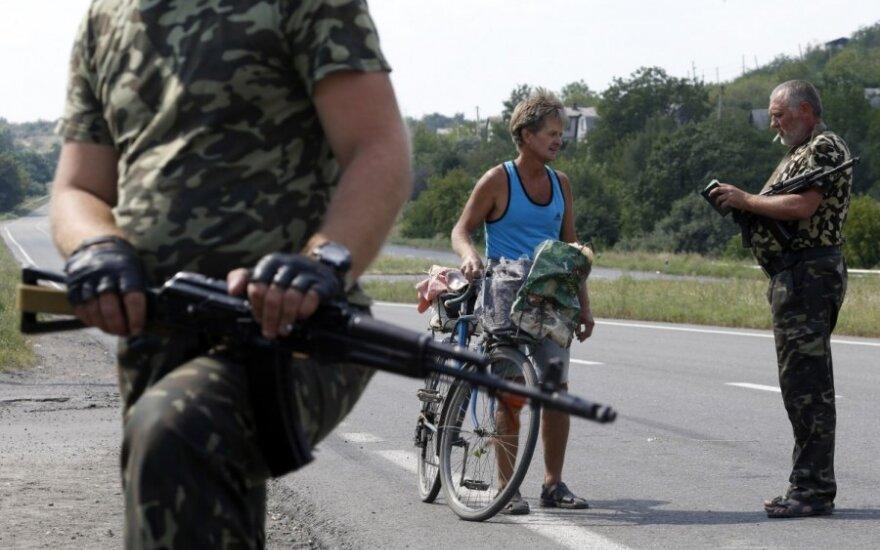 Vakar dieną išaugę neramumai Ukrainoje, šiandienos prekybos metu, tikėtina, neigiamai atsispindės Europos akcijų rinko