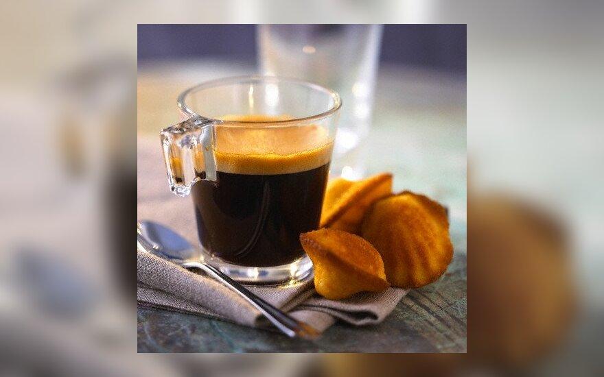Slaptas kavos pavojus