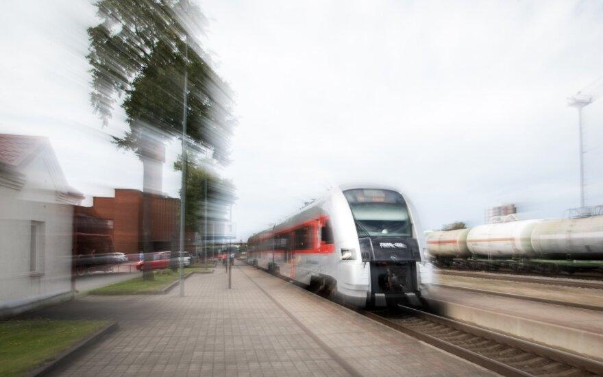 Iš Kijevo šiandien pajuda specialus traukinys, kuriuo bus pargabenti lietuviai ir latviai