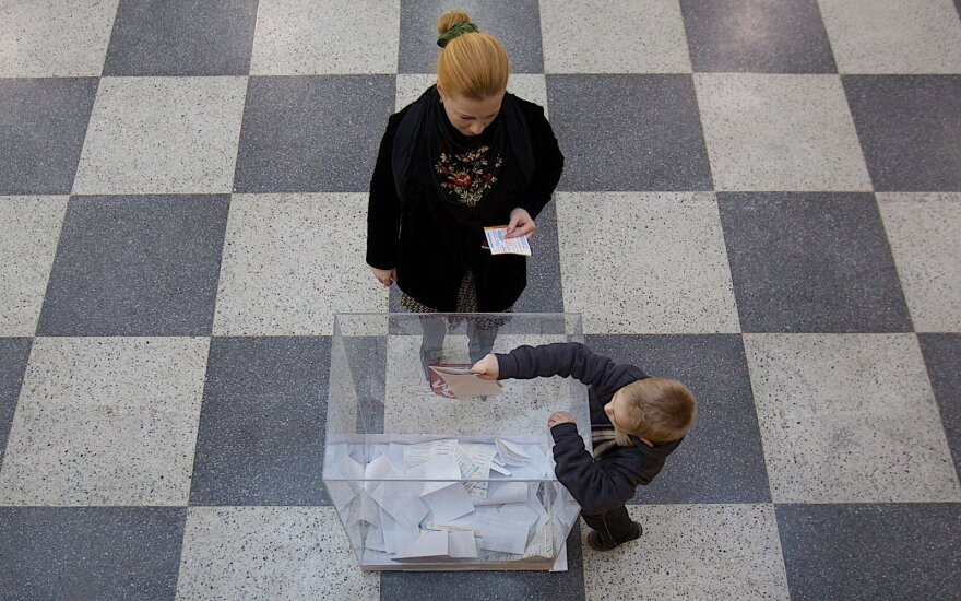 Lithuanian government under pressure to redraw constituencies before next elections