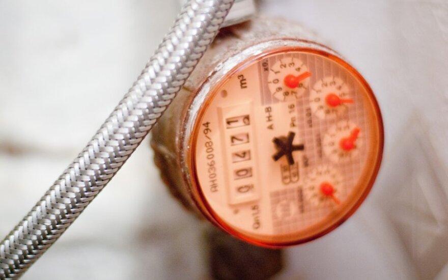 Gavo sąskaitą už sunaudotą vandens kiekį: nesutinku mokėti padidintos kainos atgaline data