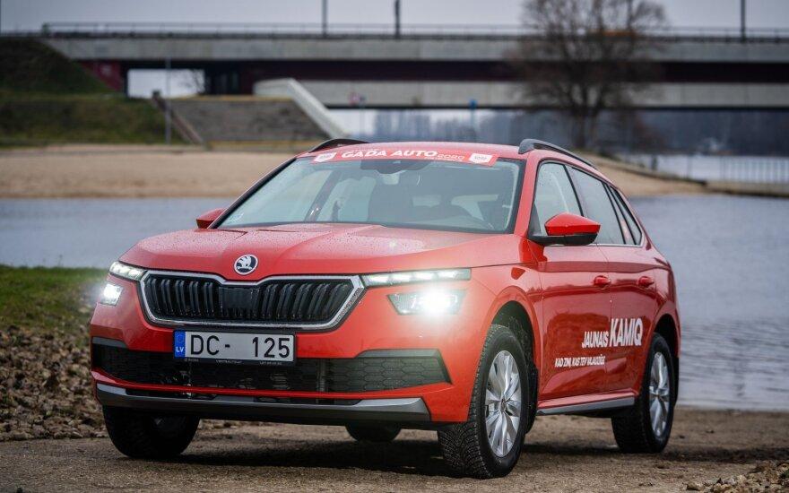 Latvijos metų automobilio 2020 rinkimai. iAuto.lv nuotr.