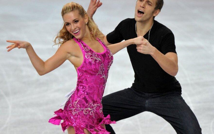 Isabella Tobias ir Deividas Stagniūnas