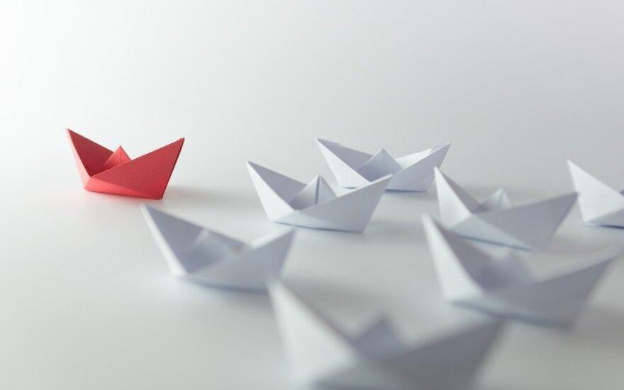 Kada vadovas – tikras lyderis: neapsigaukite vertindami