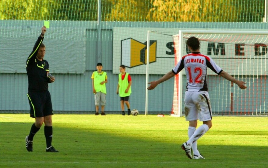 Katovicų klubas su P. Leimonu – Lenkijos taurės aštuntfinalyje