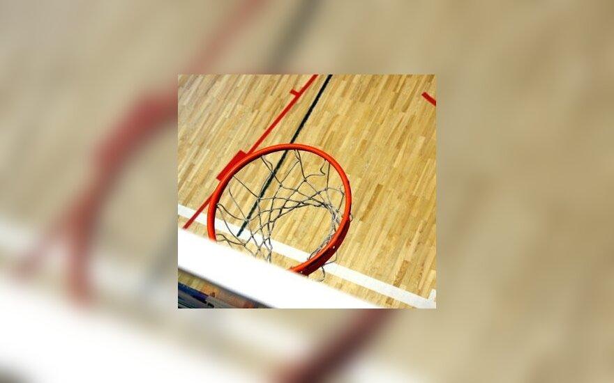Jaunieji Lietuvos krepšininkai Rygoje iškovojo dar dvi pergales